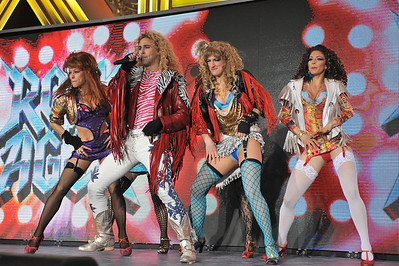 ROCK  OF  AGES   IN  TIMES  SQUARE  2014