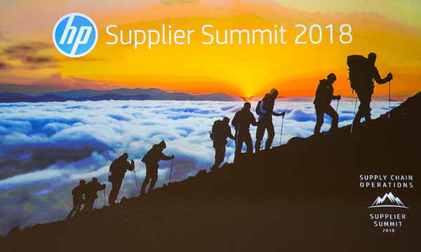 HP Supplier Summit 2018