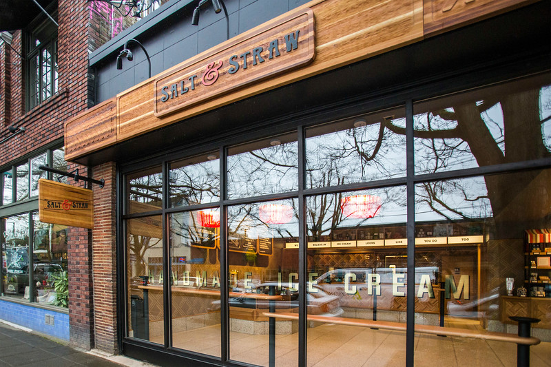 Salt & Straw - Ballard, Seattle