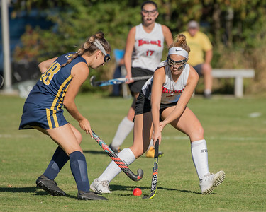 Field Hockey:  Hall-Dale vs Boothbay