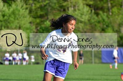 Laker Girls Soccer vs Rolla