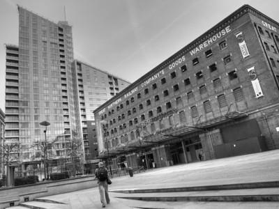 A walk around Manchester