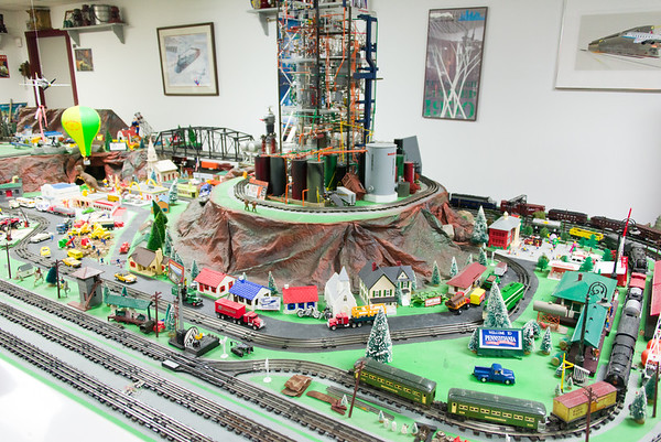 Western PA Model Train show