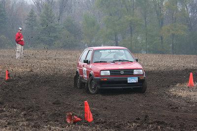 Dirty Jack O' Lantern Rally Cross 2005