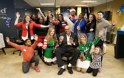 URE Holiday Open House '17