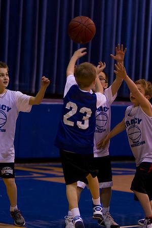 1-31-2012 Elementary Basketball
