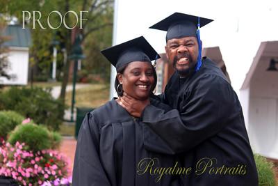 The Whitman's Graduation