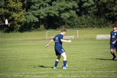 Varsity Soccer VS South Senecs