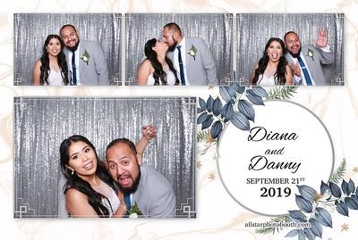 Diana & Danny's Wedding