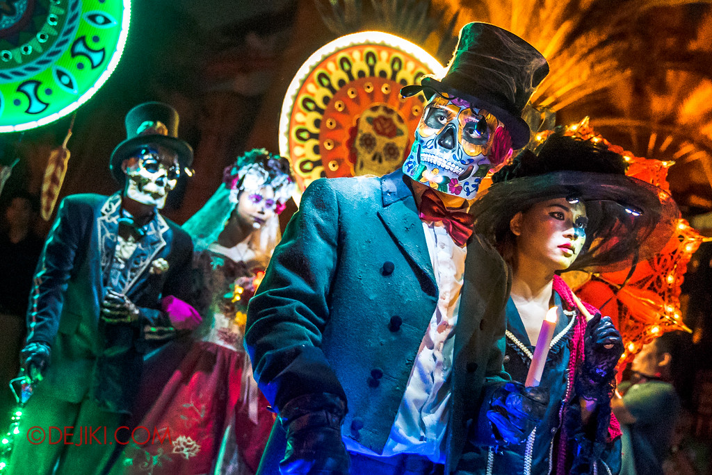 Halloween Horror Nights 6 - March of the Dead