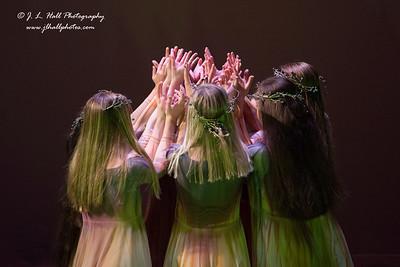 Marist School Dance Company Winter Concert 2016