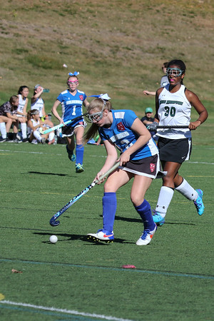 Girls' JV Field Hockey vs. New Hampton | October 12