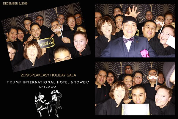 "Trump International Hotel & Tower ""2019 Speakeasy Holiday Gala"""