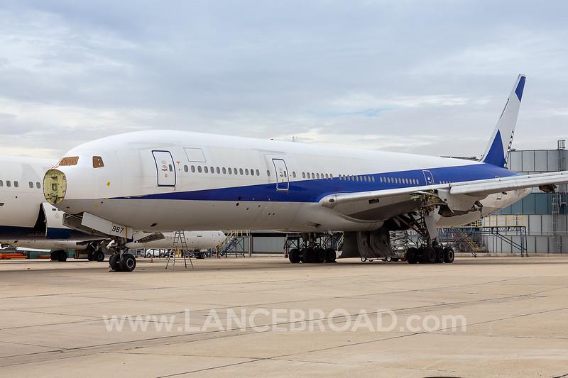ANA 777-200 - JA8967 - SBD