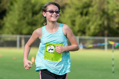 2018 Fall Healthy Kids Running Series - Week 3