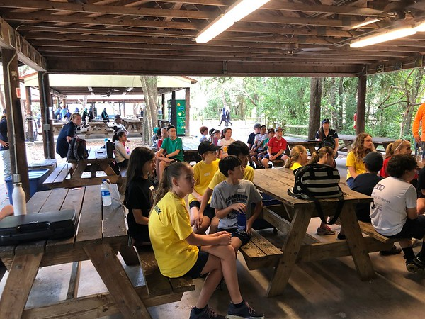 5th and 6th Grade Trip to Nature's Classroom 2019