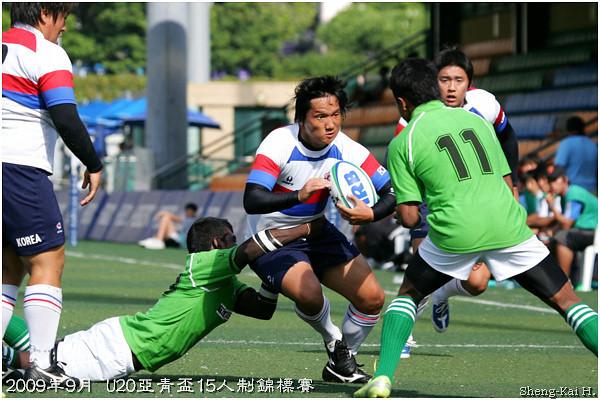 2009 U20亞青-韓國 VS 斯里蘭卡(KOR vs LKA)