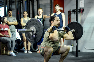 2018 CrossFit Winter Park End of the Open