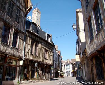 Rues de Troyes