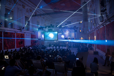 BLOCKCHAIN - Global Summit, Hofburg/Passage