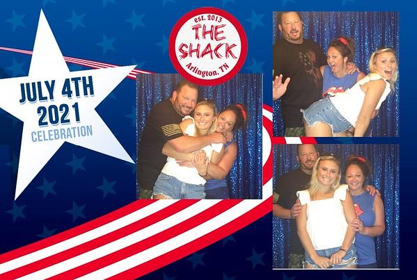 The Shack July 4th Celebration 7.4.21