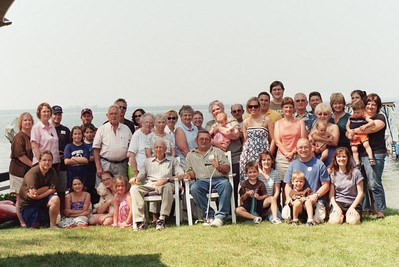 Bedor Reunion - July 18-19, 2008