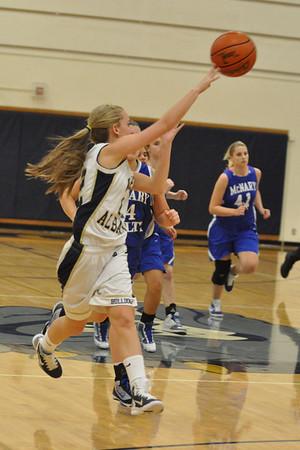 McNary vs. West Albany JV Girls Basketball