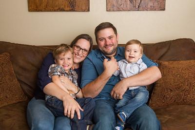 The Helgason Family 2016