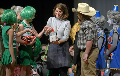 Oakview Players Present Wizard Of Oz