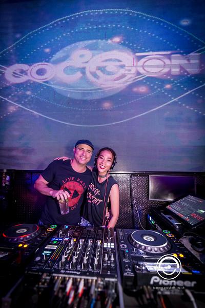 Cocoon Phuket DJ Tommy & DJ TK 13.5.2017