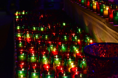 2016-12-08 Glowing Memories Service