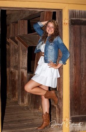 Ashley Griffin - Senior Pics - 08-26-2012