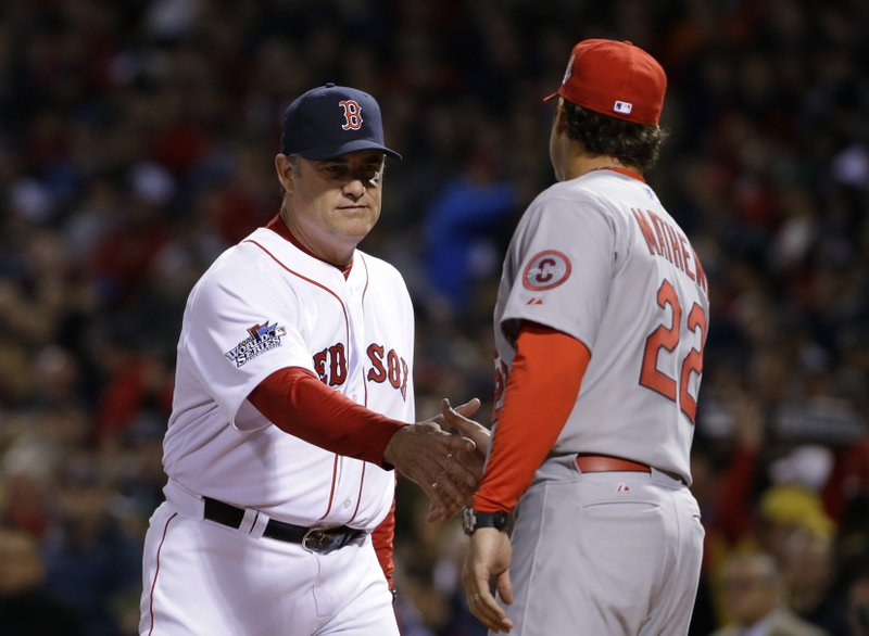 """. <p>9. WORLD SERIES <p>Want to see who wins? Just stay up until midnight every night ... (3) <p><b><a href=\'http://www.nytimes.com/2013/10/17/sports/baseball/if-the-scores-are-so-low-why-are-the-games-so-long.html?_r=0\' target=\""""_blank\""""> HUH?</a></b> <p>    (AP Photo/Matt Slocum)"""