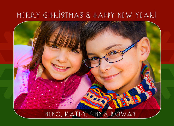 Finn & Rowan Holiday