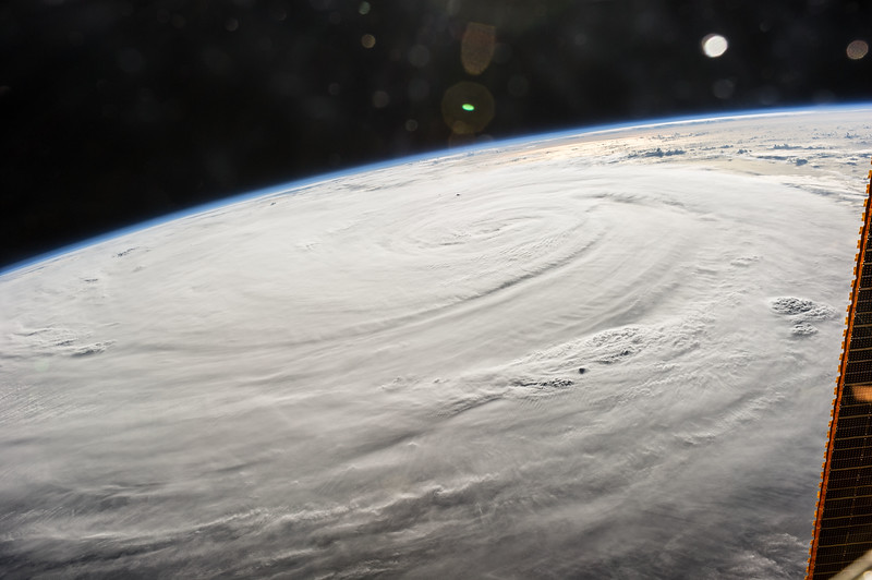 Tropical Cyclone - Aug 6, 2014