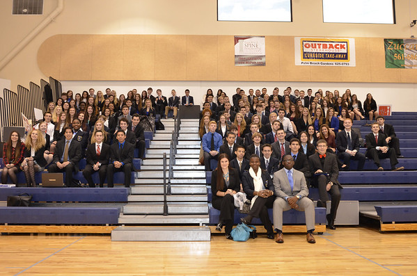 DECA District Competition @ Northwood University