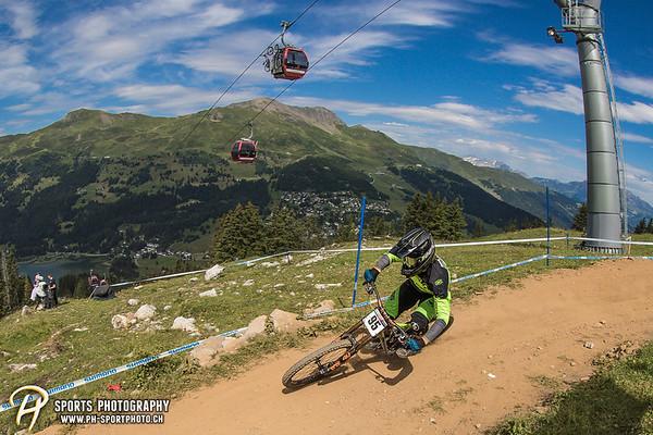 Highlights: UCI Mountain Bike World Cup Lenzerheide 2017