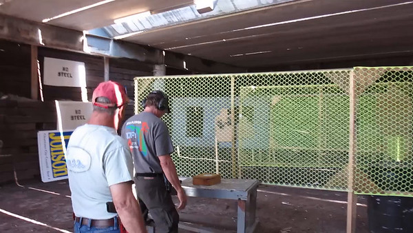IDPA at Wyoming Antelope Club
