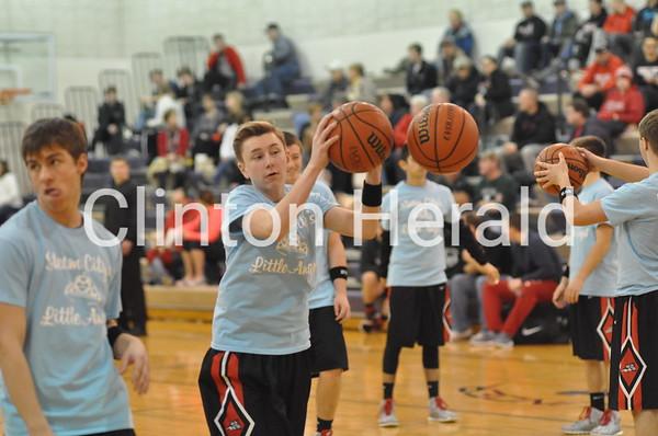 West Carroll tournament third place (12-20-14)