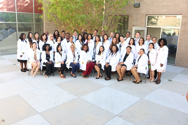 NP White Coat Ceremony for MMDSON