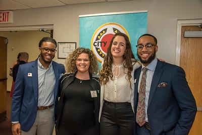 Red Jacket Networking | February 2019 | City Year Orlando