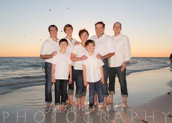 Healy Family
