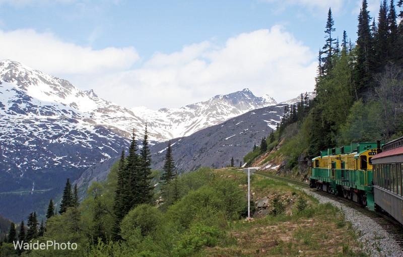 White Pass, Alaska 2007