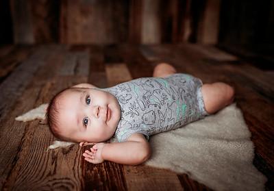 Levi 4 Month