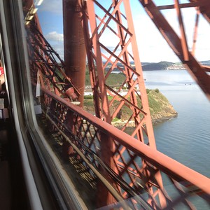 The Bridges of the Forth at Queensferry