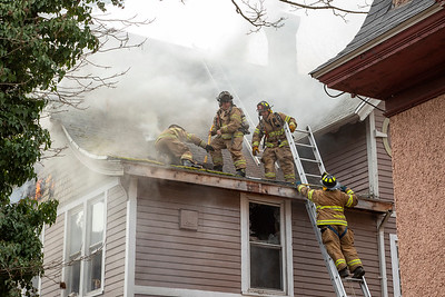 Pine St. 2nd Alarm (Waterbury, CT) 4/5/20