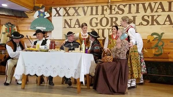 "XXXVII Festiwal ""Na Góralską Nutę""  2019"