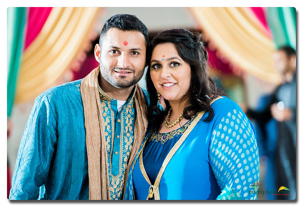 Tanya & Tarak Engagement Ceremony
