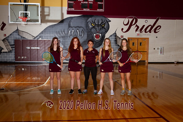 2020 tennis Girls