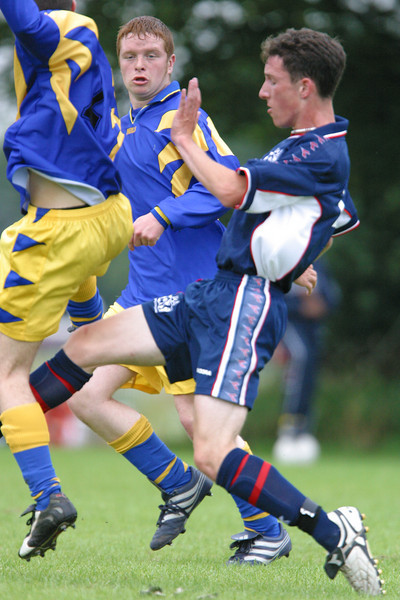 USA - Manchester International Cup, Manchester University Matches, 25 July 2002